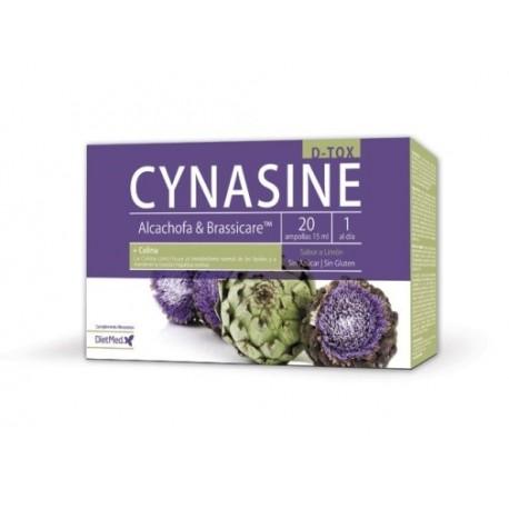 cynasine detox ampollas de dietmed 20 ampollas Ofertas y los más vendidos
