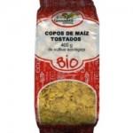 Copos de maíz tostados Bio, 400 gr.
