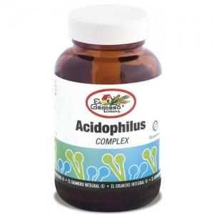 Acidophilus Complex 100 comprimidos 530mg. El Granero.