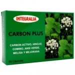 Carbón plus 60 cap. Integralia